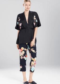 Natori Saipan Embroidery Robe