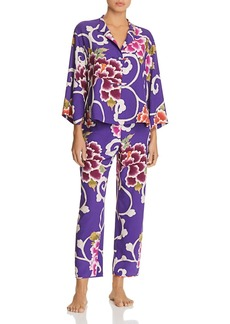 Natori Samarkand Long PJ Set
