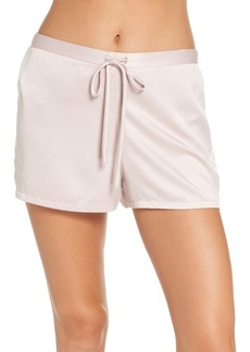 Natori Satin Elements Pajama Shorts