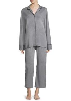 Natori Shangri La Long-Sleeve Pajama Set
