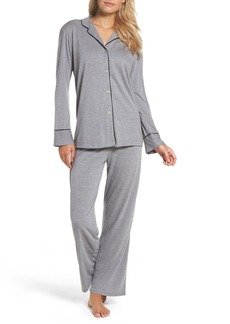 Natori Shangri La Notch Collar Pajamas