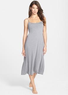 Natori 'Shangri-La' Scooped Back Knit Gown