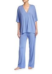 Natori Shangri La Tunic Pajama Set