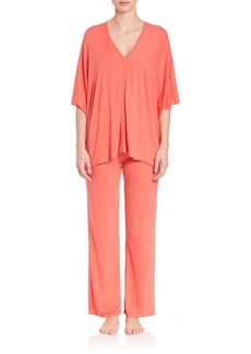 Natori Shangri-La Tunic Pajamas