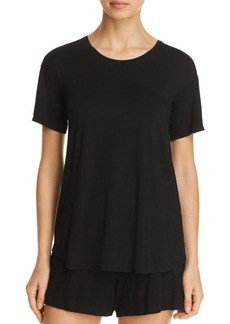 Natori Feathers Elements Short Sleeve Top