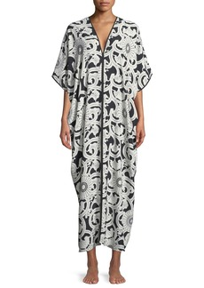 Natori Silk Road Square Caftan