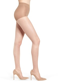 Natori Silky Sheer 2-Pack Control Top Pantyhose