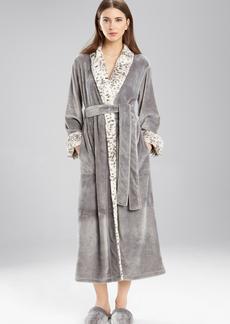 Natori Snow Lynx Robe