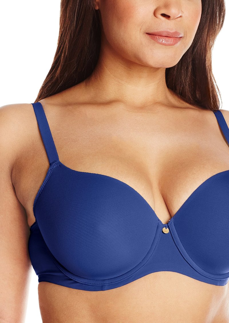 Natori +Support Women's Plus Size Chic Comfort Full-Figure Sweetheart Contour Bra