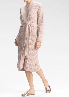 Natori Truffle Basketweave Robe