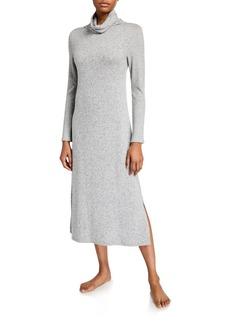 Natori Ulla Mock-Neck Lounger Nightgown