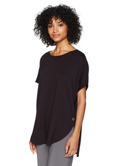 Natori Women's Baby French Terry Top
