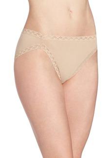 Natori Women's Bliss Cotton French Cut Panty