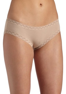 Natori Women's Bliss Cotton Girl Brief Panty