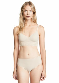 Natori Women's Bliss Perfection Contour Soft Bra  Off White