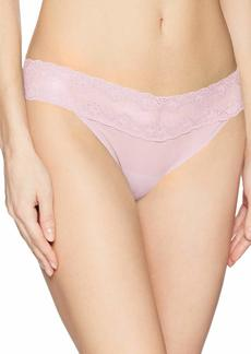 Natori Women's Bliss Perfection: O/S Thong  OS
