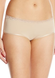 Natori Women's Bliss Pure Girl Short Panty Cafe