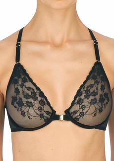 Natori Women's Cherry Blossom Front Close Underwire Bra