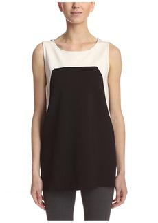 Natori Women's Color Block Swing Tunic  L