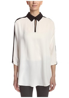 Natori Women's Color Block Tunic  XS