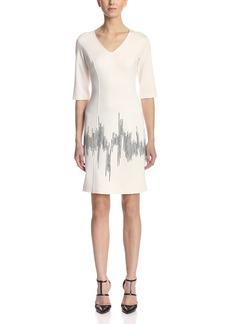 Natori Women's Dress with Embroidery   US