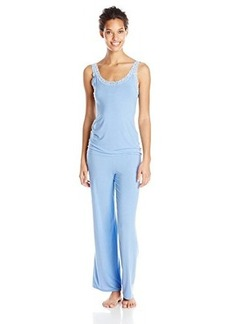 Natori Women's Feathers Tank Pajama