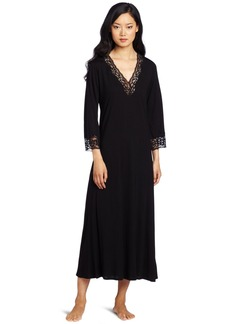Natori Women's Lhasa Lounger Nightgown  With  Lace