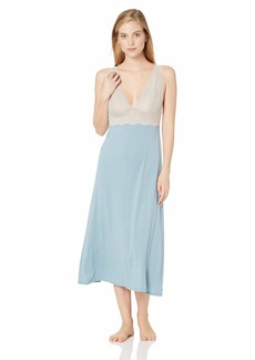 Natori Women's Luxe Shangri-LA Gown  L