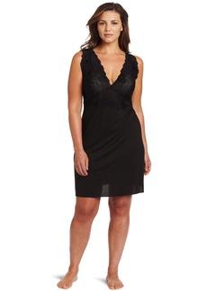 Natori Women's Plus Size Zen Floral Chemise Nightgown