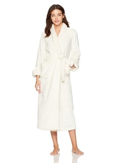 Natori Women's Plush Sherpa Robe