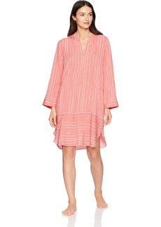 Natori Women's Printed Woven Sleepshirt  XL