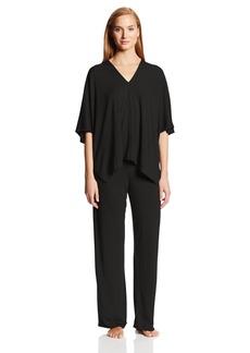 Natori Women's Shangri-La Caftan Pajama  X-Small