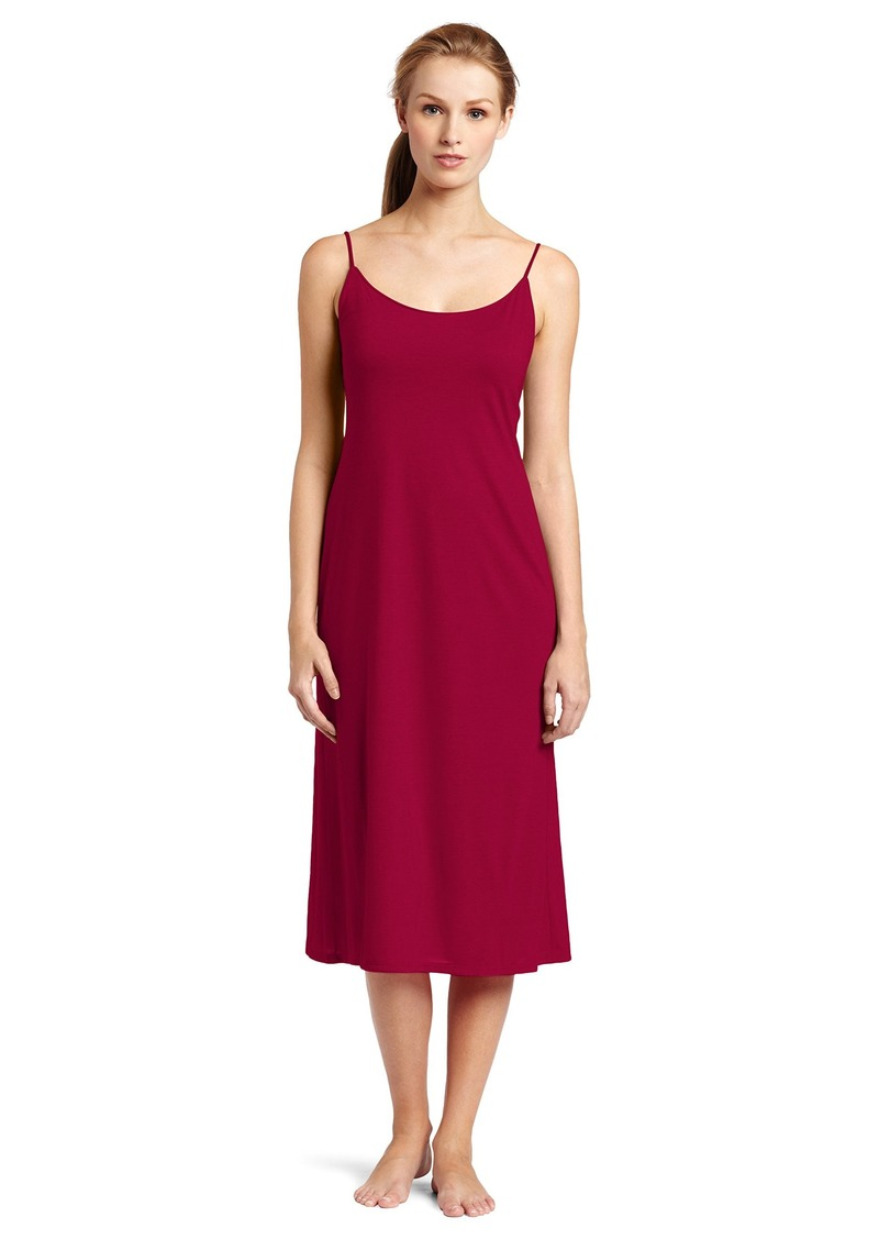 Natori Women's Shangri-La Solid Knit Gown  S