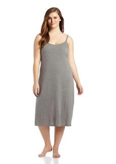 Natori Women's Shangri-La Plus Size Gown  X-Large