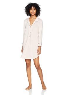Natori Women's Shangri-LA Sleepshirt  Extra Small
