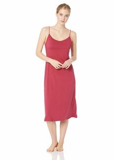 Natori Women's Shangri-La Solid Knit Gown  L