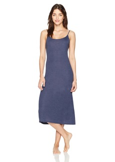 Natori Women's Shangri-La Solid Knit Gown  Large