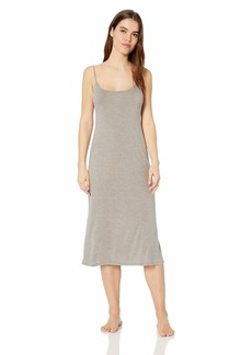 Natori Women's Shangri-La Solid Knit Gown  M