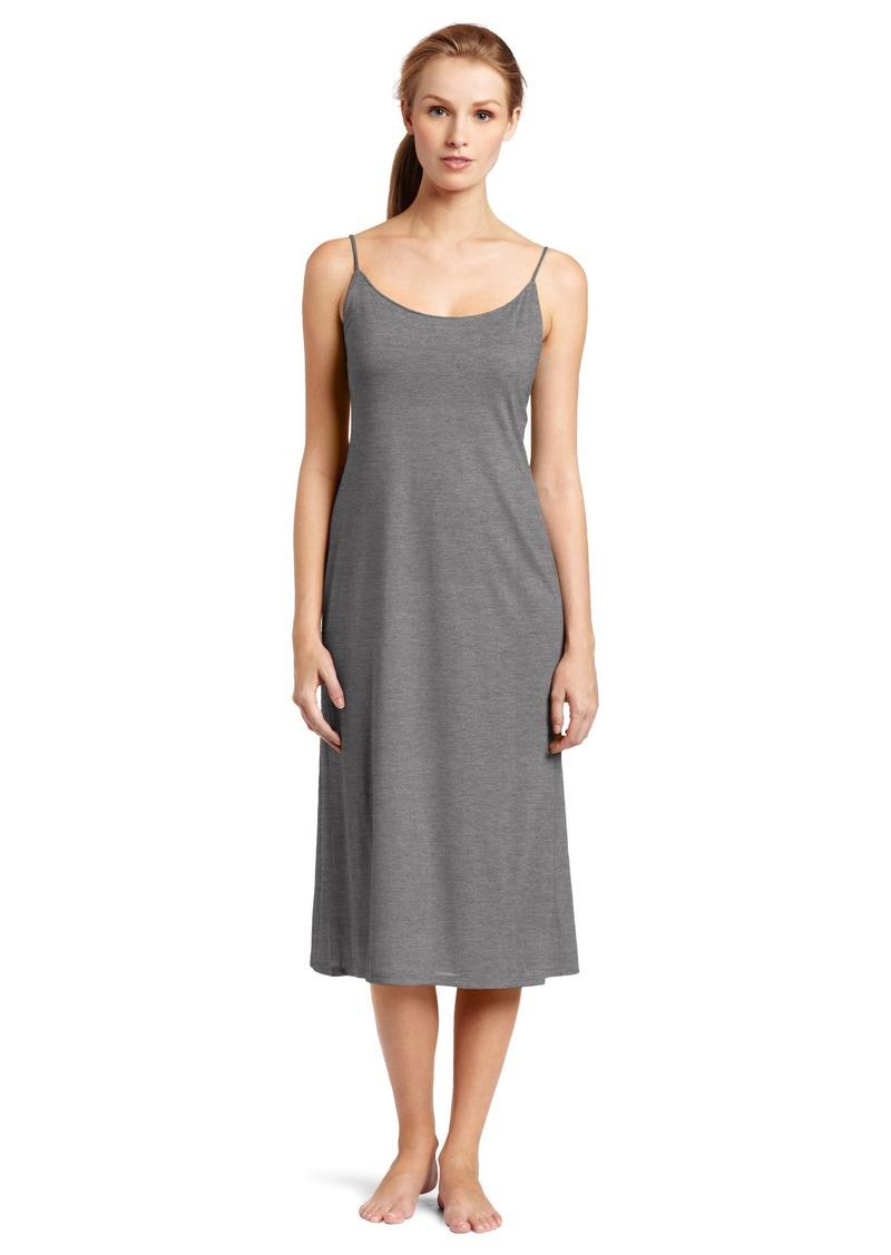 Natori Women's Shangri-La Solid Knit Gown  XL