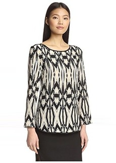 Natori Women's Silk Top