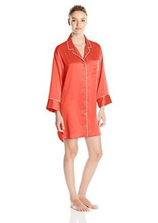 Natori Women's Charmeuse Essentials Sleepshirt
