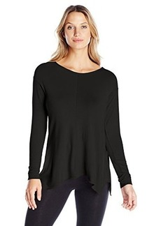 Natori Women's Terry Lounge Long Sleeve Top