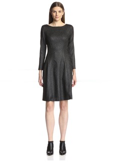 Natori Women's Textured Fit & Flare Dress   US