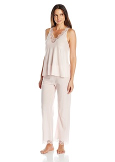 Natori Women's Tranquility With Lace Pajama