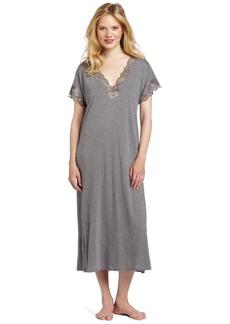 Natori Women's Zen Floral Covered Gown