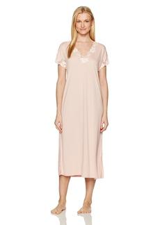 Natori Women's Zen Floral Gown  Extra Small