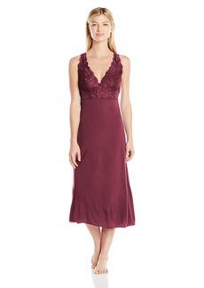 Natori Women's Zen Floral Nightgown  L