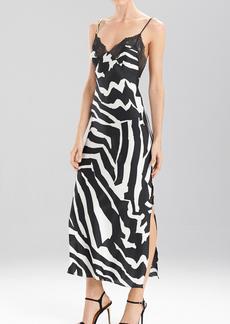 Natori Zebra Gown