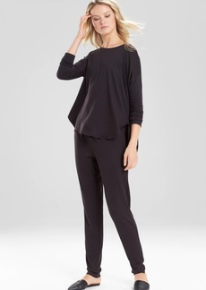 Natori Zen French Terry Top