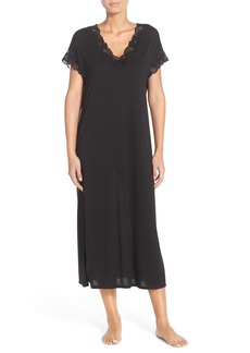 Natori 'Zen' Short Sleeve Nightgown